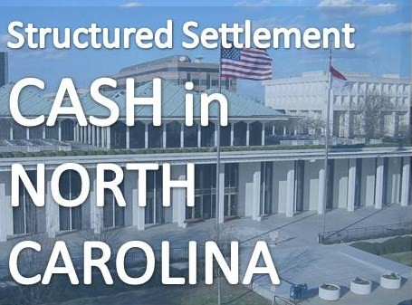Sell your structured settlement in NC
