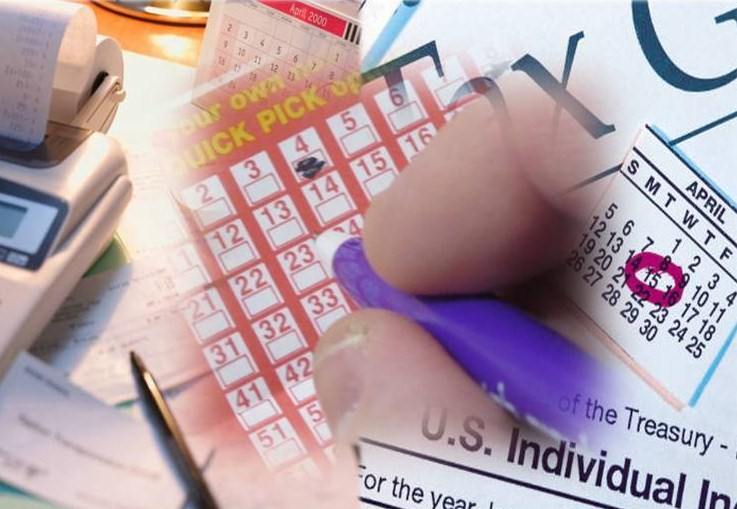 the controversy surrounding lottery winnings in regards to taxation